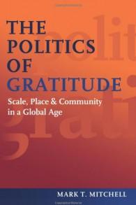 Gratitude--Politics--Mitchell