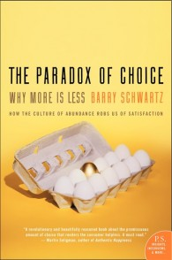 Paradox of Choice