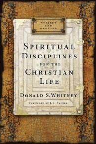 Spiritual Disciplines--Don Whitney