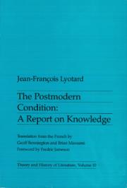 Postmodern Condition