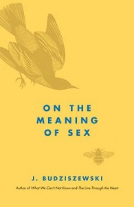 Meaning of Sex - J Bud