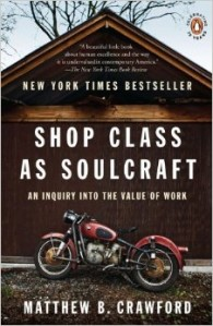 Shopcraft as Soul Craft