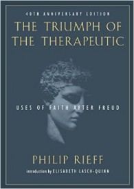 Triumph of the Therapeutic-ISI Cover